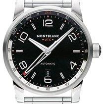 Montblanc TimeWalker Voyager UTC NEU mit B+P