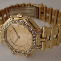 Gérald Genta GOLD AND DIAMONDS Octagonal Lady