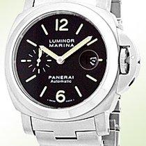 """Panerai Gent's Stainless Steel 44mm  """"Luminor Marina&#..."""
