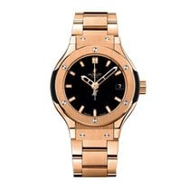 Hublot Classic Fusion Quartz King Gold Bracelet 33mm