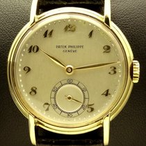 Patek Philippe Vintage Collection, ref. 2454, 18 kt yellow gold