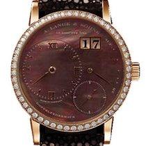 A. Lange & Söhne Little Lange 1 Soiree 36.1mm Rose Gold Watch