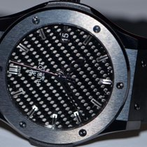 Hublot Classic Fusion Black Magic Bang Ceramic Carbon Fiber