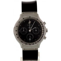 Hublot Men's Hublot MDM Chronograph Stainless Steel 1621.1