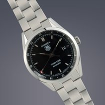 TAG Heuer Carrera Twin-Time Calibre 7 GMT automatic