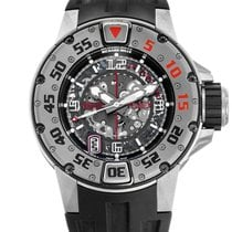 Richard Mille Watch RM028 AJ TI