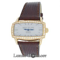 Patek Philippe Ladies Philippe Gondolo 4981R Diamond 18K Rose...