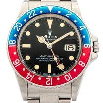 勞力士 (Rolex) GMT Master 16750 Transitional 1982