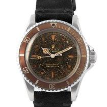 Rolex Submariner Non-Date, Tropical Gilt Dial , Ref: 5513