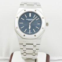 Audemars Piguet Royal Oak 39mm Watch Unused Blue Dial