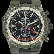 Breitling Bentley GMT Midnight Carbon