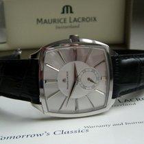 Maurice Lacroix Miros Coussin Peseux Handwind Steel 39 mm (2010)
