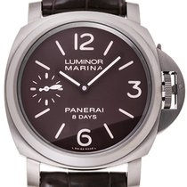 Panerai Luminor Marina 8 Days Titanio Ref. PAM00564
