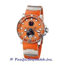 Ulysse Nardin Maxi Marine Diver Chronometer 263-33-3/97