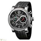 Graham Mercedes GP Trackmaster Chronograph Flyback Stainless...