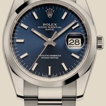 Rolex Oyster Date 34mm Steel