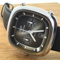 Heuer Silverstone Fume Chronograph Calibre 12 Vintage Racing