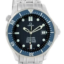 Omega Seamaster James Bond Automatic 300m Blue Dial Watch...