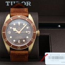 帝陀 (Tudor) Heritage Black Bay Bronze ref. 79250BM - ungetragen...