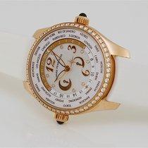 Girard Perregaux WW.TC Lady Rose gold diamond set bezel