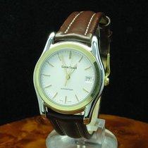 Louis Erard Gold Mantel / Edelstahl Automatic Herrenuhr Inkl...