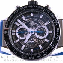 TAG Heuer Carrera Cronograph Cal. Heuer01 in acciaio Pvd
