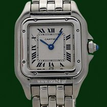 Cartier Panthere Lady Stainless Steel Box&Papers