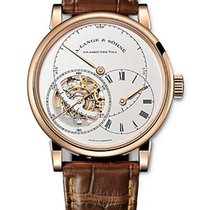 A. Lange & Söhne Richard Lange Tourbillon Rose Gold Watch