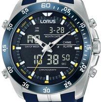 Lorus RW617AX9 Analog-Digital Alarm Chronograph 100M 46mm