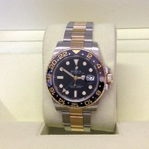 Rolex GMT Master II 116713LN - Box & Papers 2014