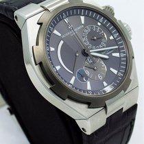 Vacheron Constantin Overseas Dual Time Auto Grey Dial Box/pape...