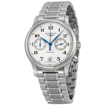 Longines Master Collection Chronograph Automatic Mens Watch...