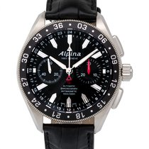 Alpina Alpiner 4 Chronograph Automatic Men's Watch – AL-860B5AQ6