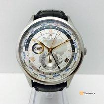 Maurice Lacroix Masterpiece Worldtimer Gmt,Steel