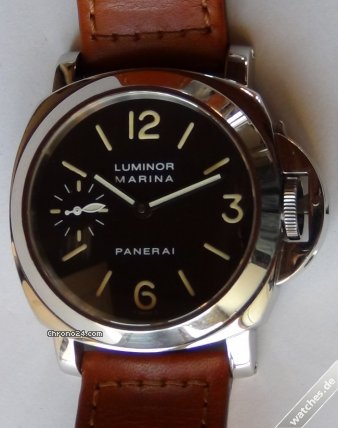 Panerai Luminor Marina - Tritium - PAM00001A T-Dial - Low Ltd Number