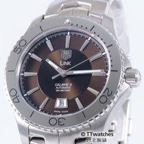 TAG Heuer Link Automatic Calibre 5 WJ201D.BA0591  60% off Retail