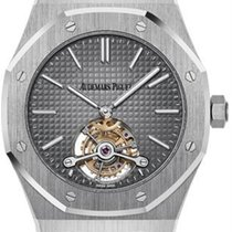 Audemars Piguet 26510PT.OO.1220PT.01 Royal Oak Tourbillon...