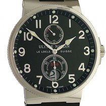 Ulysse Nardin Marine Chronometer Kautschuk 41mm
