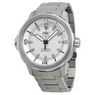 IWC Aquatimer Automatic Silver Dial Stainless Steel Men's...