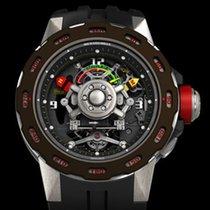 Richard Mille [NEW][LTD 30] RM 36-01 G-Sensor Tourbillon...