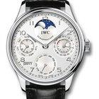 IWC Portuguese Perpetual Calendar - Platinum IW502305