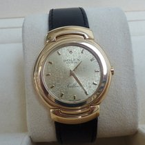 Rolex 33mm 6622 Cellini 18K Solid Gold very good condition