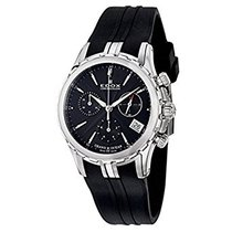 Edox Grand Ocean Chronolady Womens Quartz Watch  10410-3-NIN