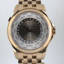Patek Philippe World Time Rose Gold Ref:5130/1R-011