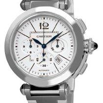 Cartier Pasha W31085M7 42MM Reloj de los hombres