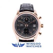 IWC - Portoghese Chronograph Classic Ref. IW390405