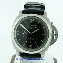 Panerai Luminor 10 Day Power Reserve GMT PAM00270 Pre-Owned