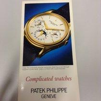 Patek Philippe 3940 perpetual calendar instruction book/brochure