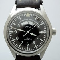 IWC Spitfire Fliegeruhr UTC TZC
