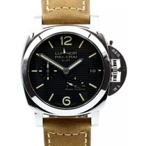 Panerai PAM 537 Luminor 1950 3 Days Acciaio Automatic 42mm...